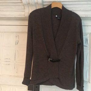 Mirano wool brown sweater